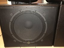 Powered Sub Woofer DJ Invotone DSX18SA Active for 1-2 Tops Speaker in Stuttgart, GE