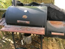 Charbroil grill and smoker in Eglin AFB, Florida