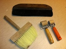 VINTAGE WALLPAPER BRUSH etc. in Bolingbrook, Illinois