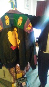 Winnie the Pooh leather coat in Fort Leonard Wood, Missouri