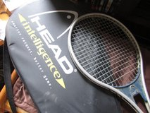 Head Tennis racquet and cover in Naperville, Illinois