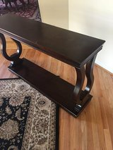 Sofa table + 2 small end tables in Fairfax, Virginia