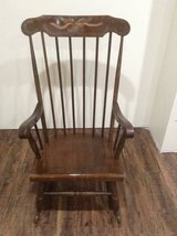 Vintage Montgomery Ward Colony Rocker in Spring, Texas