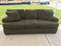 Final reduction! Queen Sleeper Sofa in Baytown, Texas