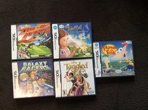 Nintendo DS games in Fort Leonard Wood, Missouri