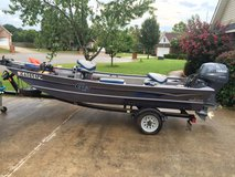 2007 G3 boat and trailer 16ft with 2007 40hp Yamaha 4 stroke in Perry, Georgia