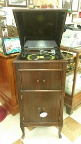 Columbia Graphonola Record Cabinet and Player in Fort Leonard Wood, Missouri