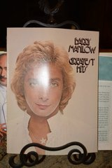 VINTAGE Barry Manilow Sheet Music Book in New Lenox, Illinois