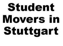Movers/Cargo STUDENTS WHO HELP YOU! in Stuttgart, GE
