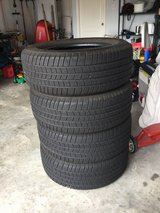 Michelin LTX M/s 2 : 265/60/18 (height/width/wheel size) in The Woodlands, Texas