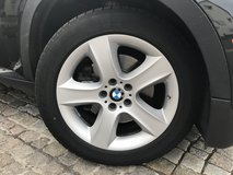 BMW rims with winter tires in Stuttgart, GE