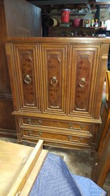 Men's Wardrobe Chest (Real Wood) in Kingwood, Texas