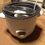 220 Volt Miniature Rice Cooker in Ramstein, Germany