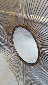 Vintage Sunburst Mirror in Travis AFB, California