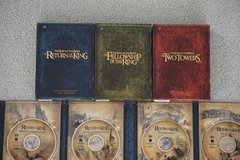 Lord of the Rings DVD Sets Four-Disc Special Extended Editions in Bartlett, Illinois