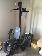 Home gym in Westmont, Illinois