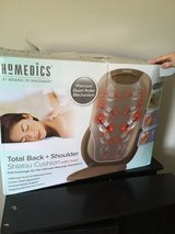 Total back and shoulder massager in Westmont, Illinois