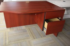Cherry Commercial Desk in CyFair, Texas