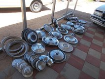 Hub Cap Collection in Yucca Valley, California