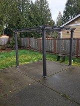 Pergola for patio or canopy I use in Fort Lewis, Washington