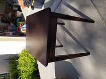 tall end table in Vacaville, California