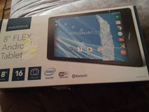 """insignia 8"""" flex 16GB tablet in Fort Campbell, Kentucky"""