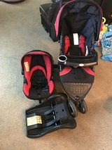 stroller and car seat included in Columbus, Georgia