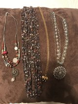 Four Layered Necklaces in Fort Riley, Kansas