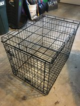 Dog crate in Glendale Heights, Illinois