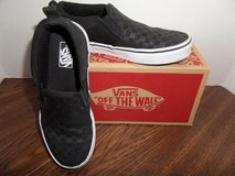 Vans Boys' Checkered Skate Shoes in Kingwood, Texas