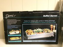 buffet server in Great Lakes, Illinois