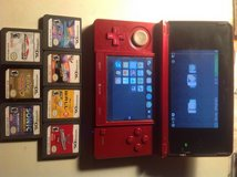 Nintendo 3DS and 7 games in Yucca Valley, California