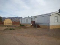 1996 mobile home/owner finance or cash in Alamogordo, New Mexico