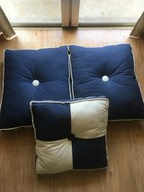 Decorative Pillows - Set of 3 in Okinawa, Japan