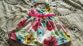 Baby dress 12mo. in Ramstein, Germany