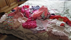 Baby girl clothing in 0mo-3mo in Ramstein, Germany