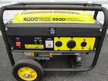 New Champion 3500 watt Generator in Bartlett, Illinois