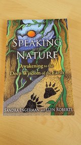 *Brand New* Speaking With Nature--By Sandra Ingerman and Llyn Roberts in Ramstein, Germany