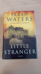 """*Autographed* """"The Little Stranger"""" by Sarah Waters--hard back in Ramstein, Germany"""