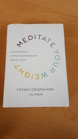 Meditate Your Weight by Tiffany Cruikshank in Ramstein, Germany