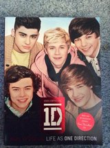 Dare to dream Life as One Direction big book in Westmont, Illinois