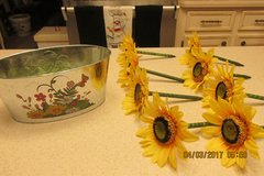 Silk Sunflower Pens!  Great & Inexpensive Party Favor - Only 4 Left! in Houston, Texas