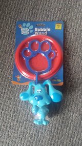 New!  Blues Clues Bubble Maker Wand in Westmont, Illinois
