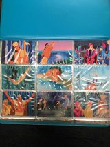 Pocahontas trading cards in Joliet, Illinois