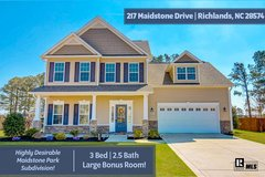 STUNNING 3 BED/2 BATH W/ A BONUS IN RICHLANDS! DON'T MISS THIS! in Camp Lejeune, North Carolina