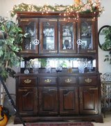 Dining room hutch in Glendale Heights, Illinois