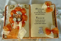 Baby Shower - Handmade books for any event in Grafenwoehr, GE