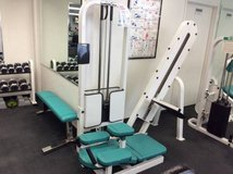 Gym glute machine with weights in Camp Pendleton, California