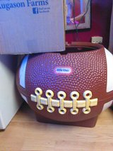football toybox in Fort Campbell, Kentucky