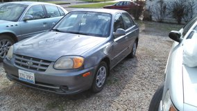 2005 hondai accent 2007.00 miles everything is good runs great in Ottawa, Illinois